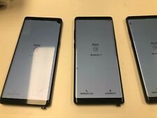 Samsung Galaxy Note 8 SM-N950U 64GB BlackTmobile Verizon ATT Unlocked Black Spot