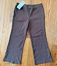 Gymboree Girl's Brown Stretch Pants-Size 4-NWT