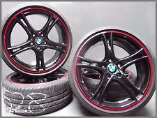 "Genuine BMW 1 Series RDKS 19 "" ALLOY WHEELS MICHELIN NEW Summer 225 245 R19"