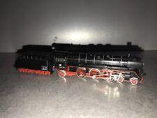 SPUR N  Trix Lok mit Tender Tenderlok Dampflok 01234