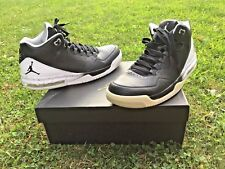 Men's Jordan Flight Origin II 2 705155-010 Size 10.5 Basketball Shoes Black