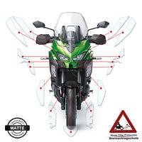 Steinschlag Lackschutzfolie Kawasaki Versys 1000 SE 2019 matt