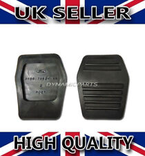 PAIR OF FORD FOCUS MK1 PEDAL PAD RUBBERS OEM 94BB7A624AA 6789917