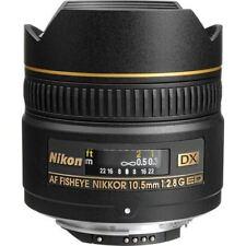 Nikon Fisheye-Nikkor 10.5mm f/2.8 G DX AF ED Lens