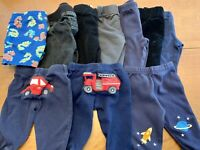 HUGE 0-3 Months Baby Boy Clothes Pants Shorts Bottoms Lot Carter's