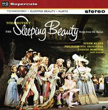EFREM KURTZ/PHILHARMONIA ORCH/Y. MENUHIN - Tchaikovsky: Sleeping Beauty. New LP
