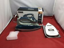 Maytag Digital Smart Fill Steam Iron Vertical Steamer Pearl Ceramic Sole- Used