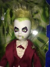Living Dead Dolls Beetlejuice Red Tuxedo New In Box complete package Ldd