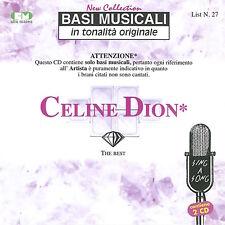 "BASI MUSICALI ""CELIN DION"" VOL.27 (2CD)"