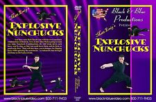 Matt Emig's Explosive Nunchucks