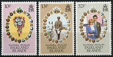 Falkland Islands 1981 SG#402-4 Royal Wedding MNH Set #R97