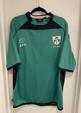Ireland Live For Rugby Jersey. Green. Xl Size.