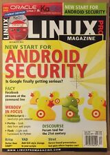 Linux Pro Magazine Android Security Discourse Forum Tool Dec 2014 Free Shipping!