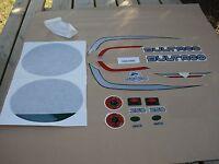 BULTACO PURSANG DECALS FULL KIT BRAND NEW BULTACO PURSANG MK9 250 mod 192 193