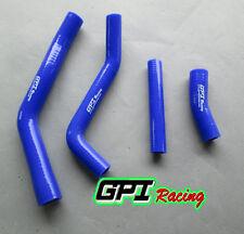FOR YAMAHA YZ450F YZF450 YZ 450F 2010-2017 10 11  Silicone Radiator Hoses BLUE