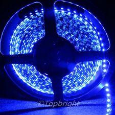 5X 5m 500CM Blue 3528 SMD LED Flexible 600 LEDS Strip