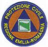 [Patch] PROTEZIONE CIVILE REGIONE EMILIA ROMAGNA cm 8 toppa ricamo -072g