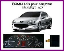 SCHERMO  LCD Display sistema CONTATORE ODB PEUGEOT 407, 407 SW, 407 COUPé