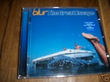 """BLUR :  """"THE GREAT ESCAPE""""  THEIR 1995 MASTERPIECE CD"""
