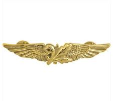 Vanguard NAVY BADGE: AVIATION SUPPLY OFFICER - REGULATION SIZE