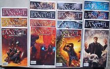 ANGEL AFTER THE FALL Issues 1-15. 1-4A, 5B, 6-15A. 15 Comics. Never Read. Lot.