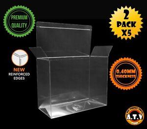 ATV Protectors / Cases For 2 Pack Funko Pop Vinyl Protector ( x5)