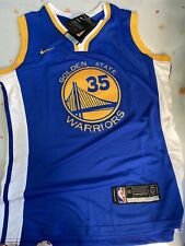 Kevin Durant Nike swingman Golden State Warriors jersey size mens large