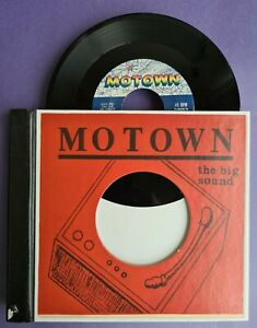 Motown complete singles vol 2 1962 4CD book box set Mary Wells 45 You beat me...