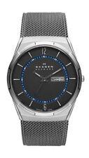 Skagen Analogue Titanium Case Wristwatches