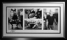 Georges St. Pierre Signed Limited Edition Eric Williams Photograph, W/ COA!