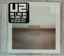 NO LINE ON THE HORIZON by U2 (CD, Mar-2009 - Interscope - USA) BRAND NEW, SEALED