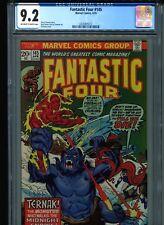 Fantastic Four #145 CGC 9.2 (1974) Ternak Gil Kane Cover