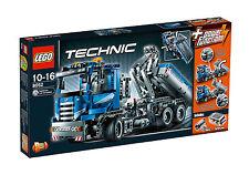 Lego 8052 Technik Container-Truck NEU OVP ungeöffnet