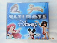 ULTIMATE DISNEY   3 CDS  NEW & SEALED