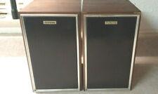 Pair Of Two Original Pioneer CS-51 Speakers Vintage - Japan Circa 70's-80's Rare