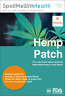 SpoilMeWith Health: Hemp Patches. Pain, Stress, Arthritis & Fibromyalgia Relief