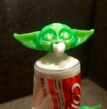 Baby Yoda Toothpaste Vomit *3 PACK* *MADE IN USA* *3D PRINTED*