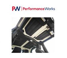 Omix For 2011-2018 Jeep Wrangler JK, 4 Door Hard Top Insulation Kit # 12109.04