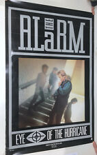 "The Alarm Eye Of The Hurricane LP 35 x 23"" Promo Poster Print"