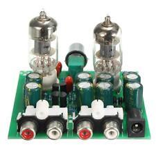 AC12V 6J1 Valve Pre-amp Tube PreAmplifier Board Musical Fidelity X10-D Circuit