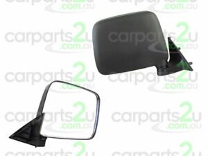 TO SUIT FORD COURIER PD  FRONT DOOR MIRROR 05/96 to 12/98 RIGHT