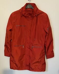 SOS Jensen Raincoat Red XL