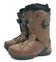 K2 Maysis Snowboard Boots. Brown. Size Men's 8