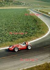 Mike Hawthorn Ferrari Dino 246 Winner French Grand Prix 1958 Photograph 1