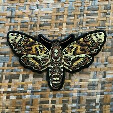 Death Head Moth Patch