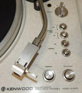 Kenwood KD-5070 granite platter turntable