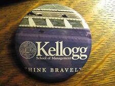 Northwest University Kellogg School Of Management Advertisement Pocket Mirror