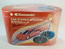 KAWASAKI Car Stereo Speaker System KS-39