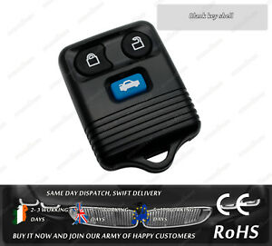 For Ford Transit Connect Remote Replacement Remote Key Fob Case Shell Repair Kit