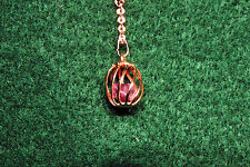 Necklace with Amethyst Chippings